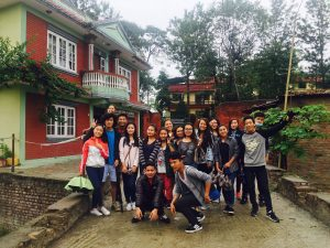 Explore Students at Namgyal School