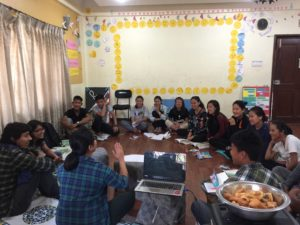 Nepal Reads: Book discussion
